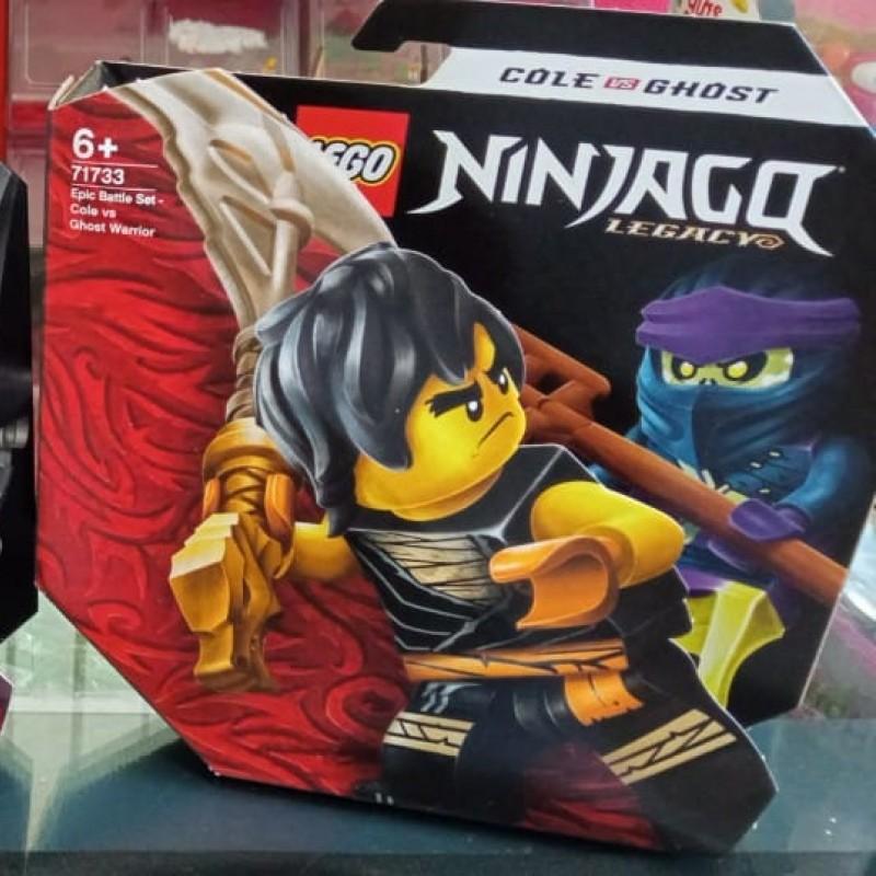 Legos Ninjago